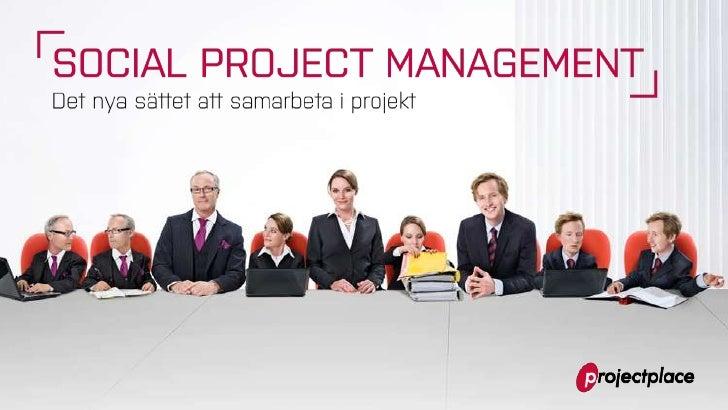 Strøm 3  Mattias Hällström  Social Project Management