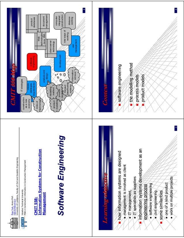 Žiga Turk, Assoc.Prof.   ziga.turk@uni-lj.si                                                          CMIT 558 Map   Unive...