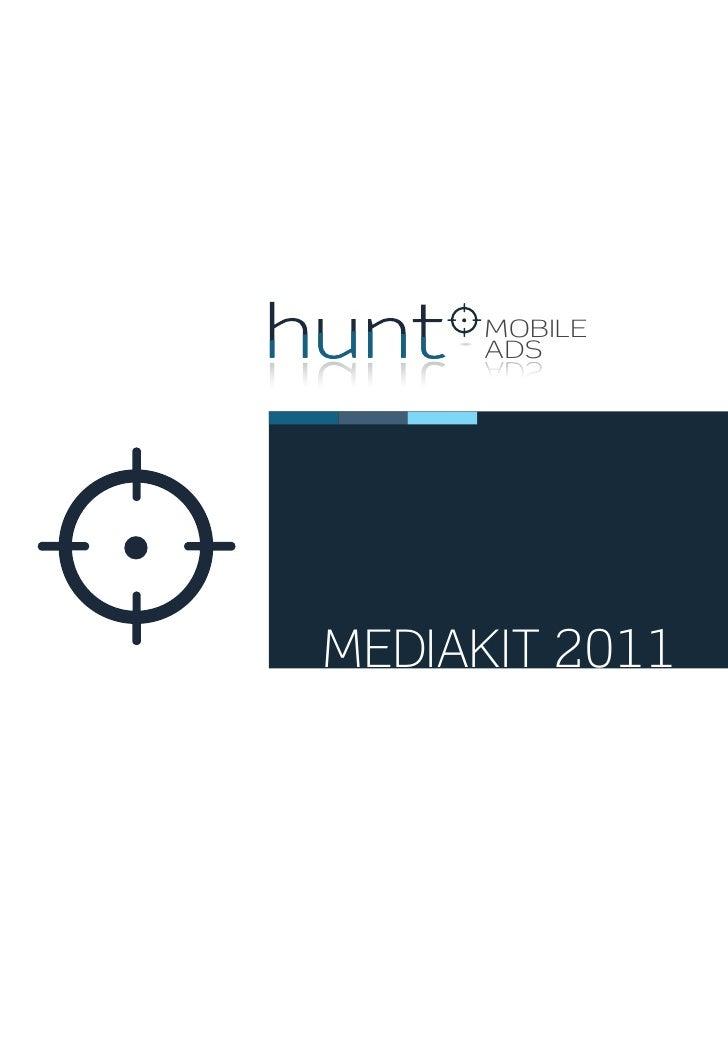 MOBILE      ADS     MEDIAKIT 2011
