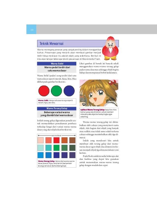 Sp menggambar & animasi karakter