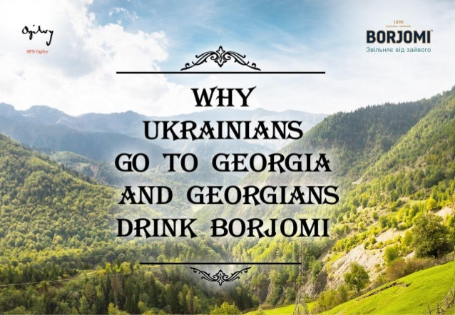 The Product                                                 Due to Borjomi unique complex of minerals of                  ...