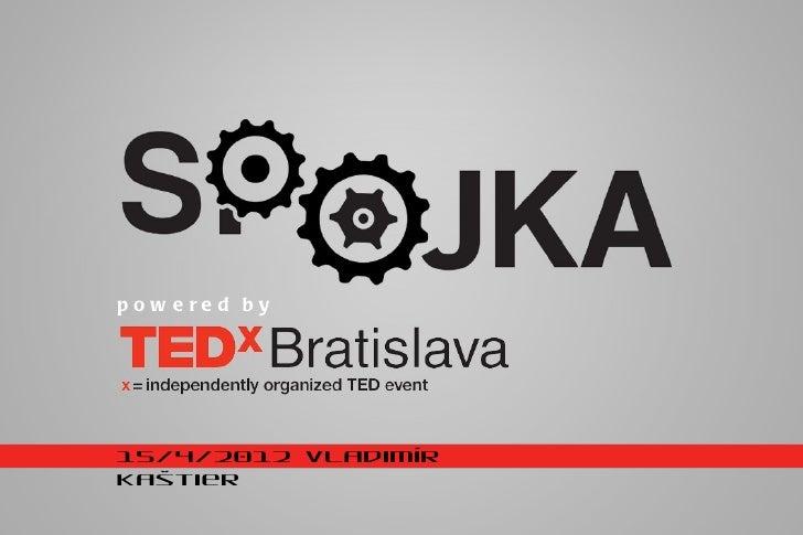StartupCamp.sk 21 - Spojka