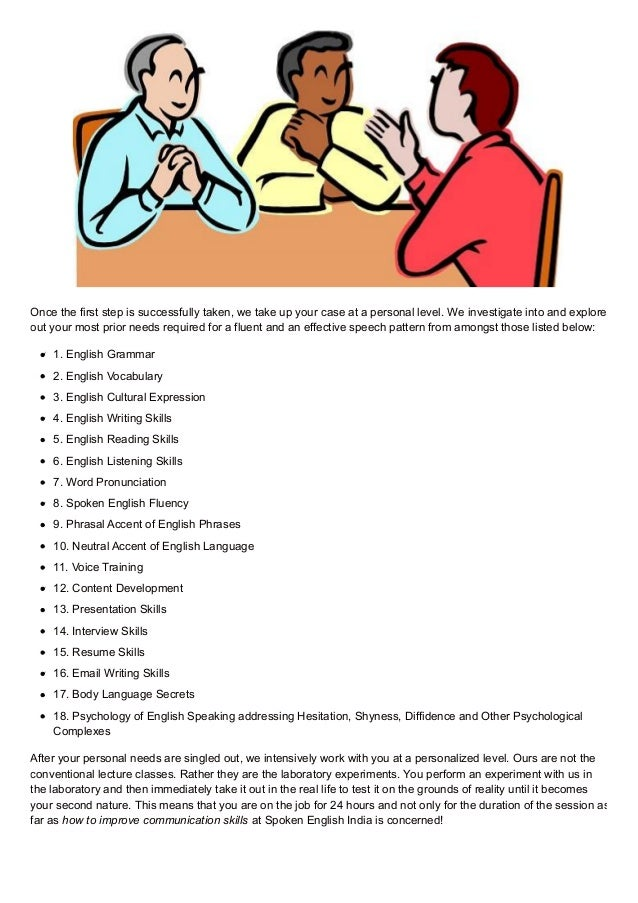 Strong communication skills resume examples