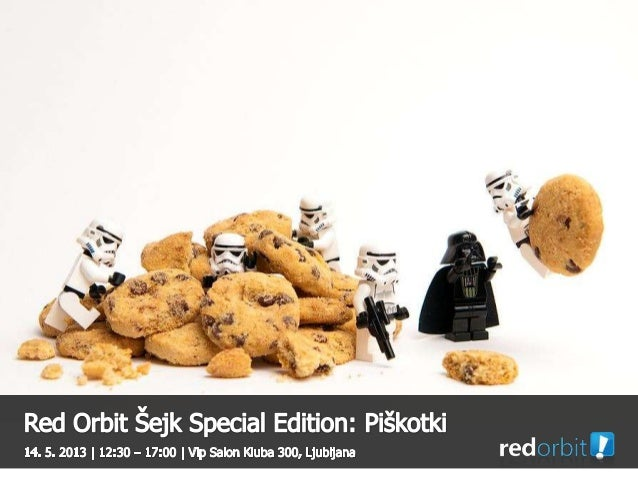 Red Orbit Šejk Special Edition: Piškotki