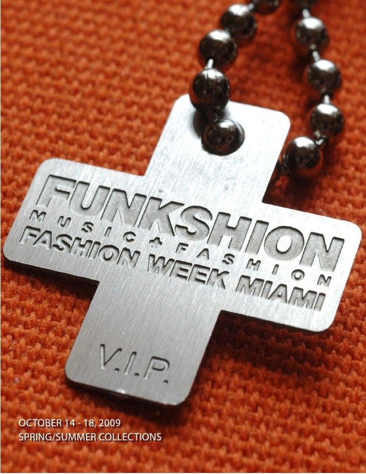 Fashion Week Sponsor Deck