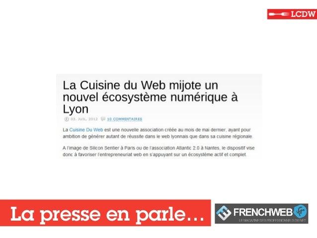 la cuisine du web mars 2013