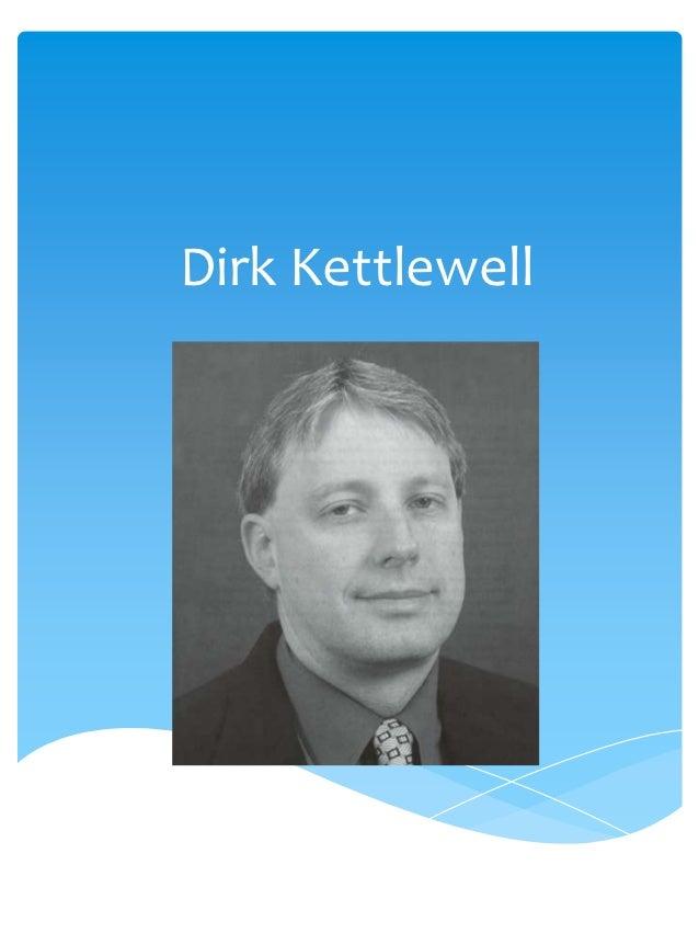 Dirk Kettlewell