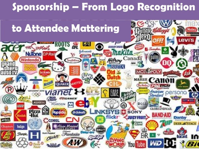 Sponsorship – From Logo Recognition to Attendee Mattering