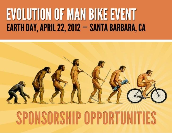 Sponsorship Evolution Of Man
