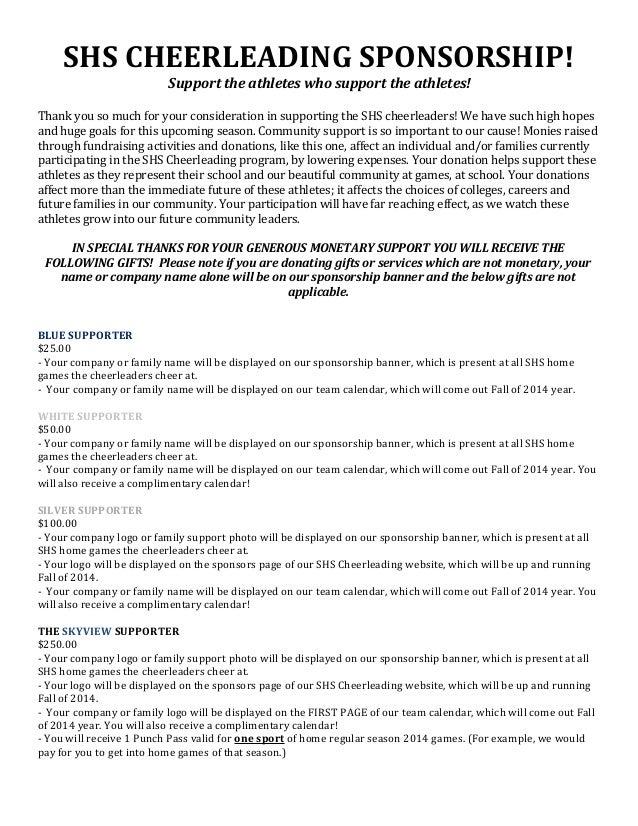 Sponsorship Proposal Letter Kak2tak