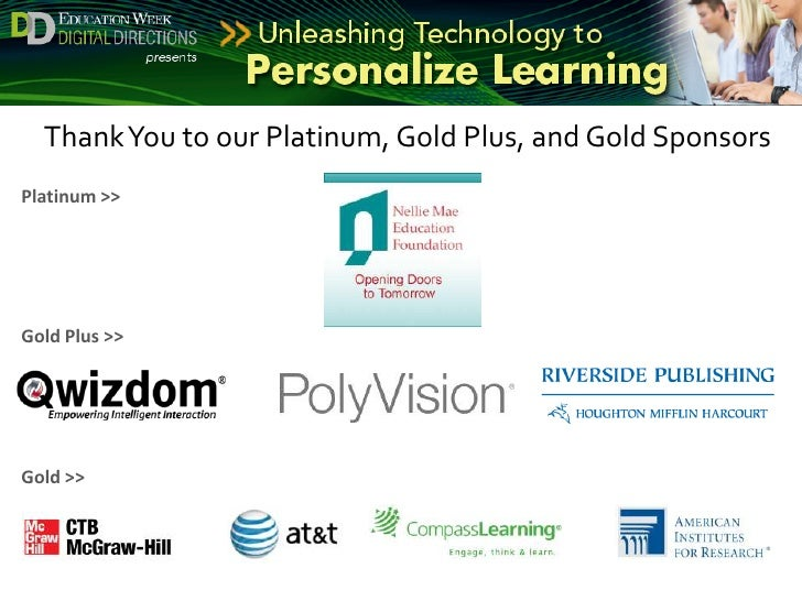 Thank You to our Platinum, Gold Plus, and Gold Sponsors<br />Platinum >><br />Gold Plus >><br />Gold >> <br />