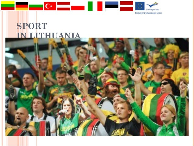 SPORT IN LITHUANIA