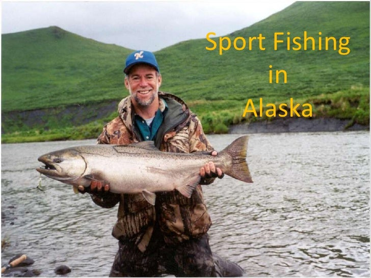 Sport Fishing in Alaska<br />