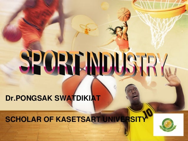 Sport industry in THAILAND
