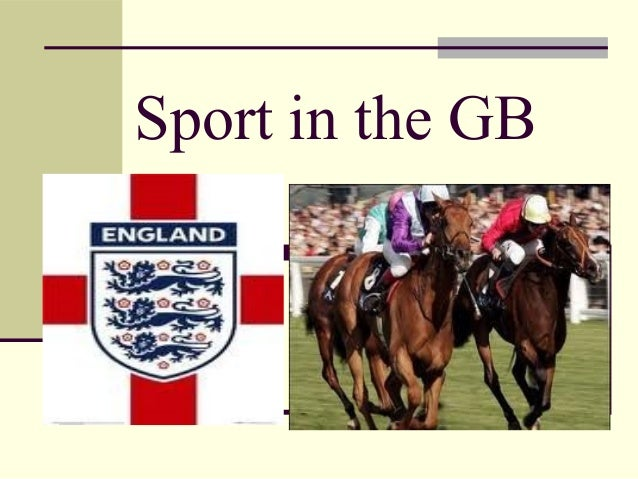 Sport in the GB