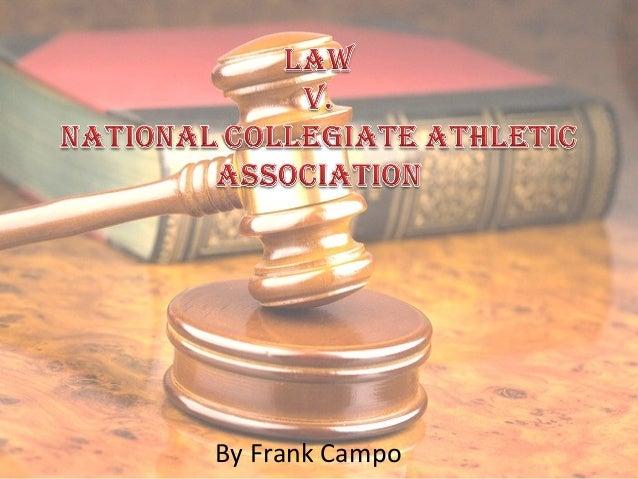 Sport law legal brief presentation