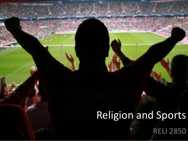 sports and religion Tim tebow's overt spirituality has raised the question, does religion belong in sports.