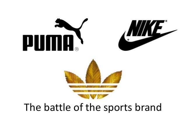 The battle of the sports brand