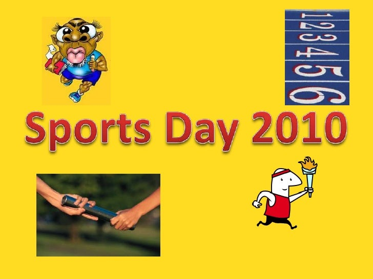 Sports Day 2010<br />