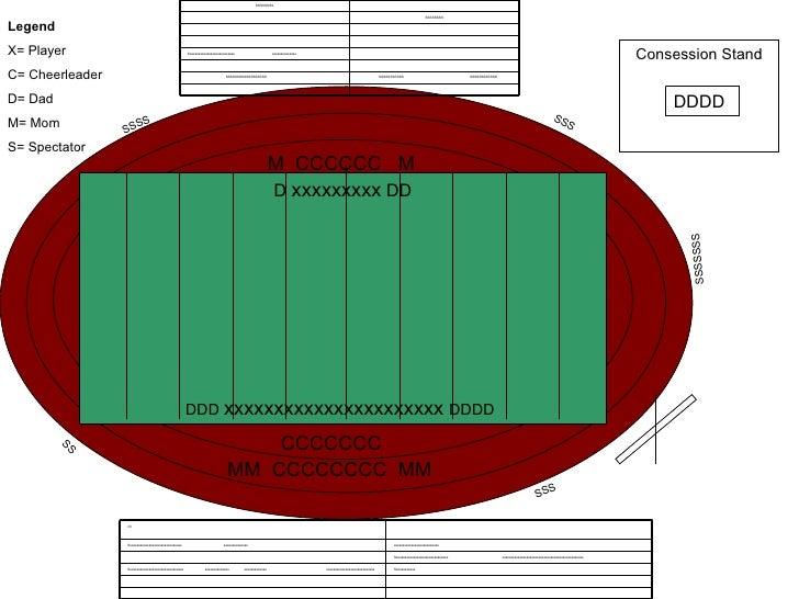 Sports Diagram
