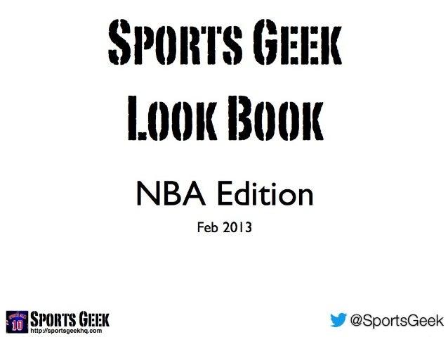 @SportsGeSports Geek http://sportsgeekhq.com                                  ek