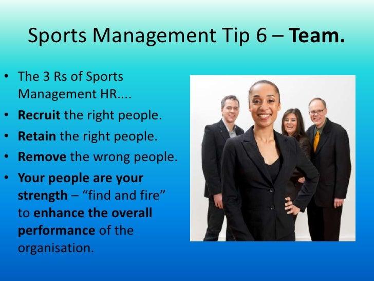 Sports agency business plan