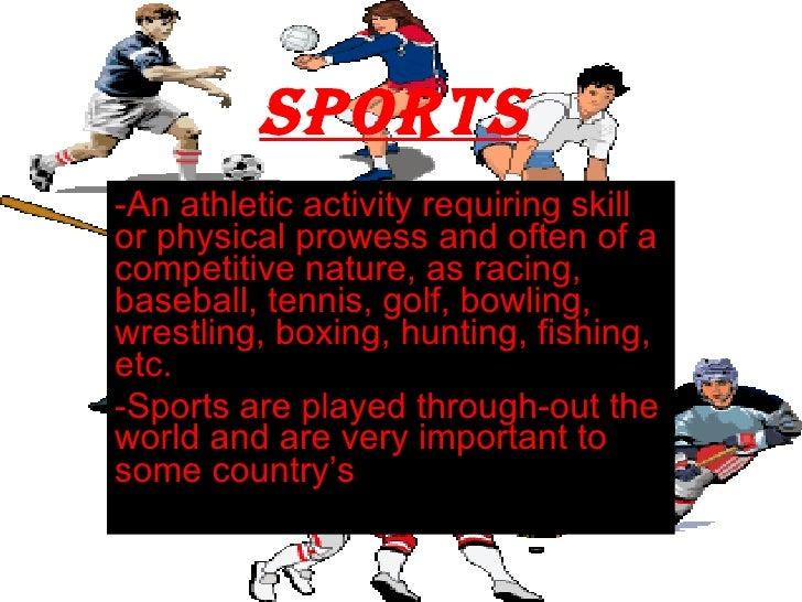 Sports Powerpoint