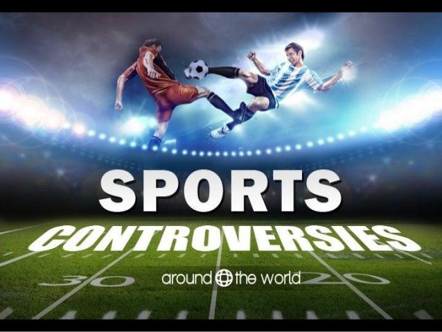 Sports Scandals Around the World