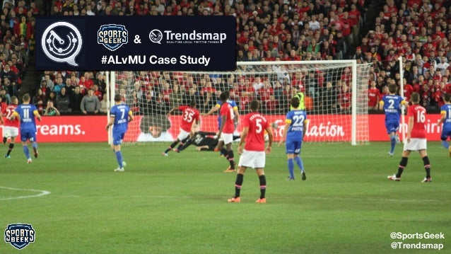 Sports Trendsmap - Manchester United Vs A-League All-Stars Case Study