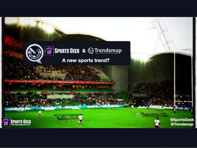 Introducing Sports Trendsmap