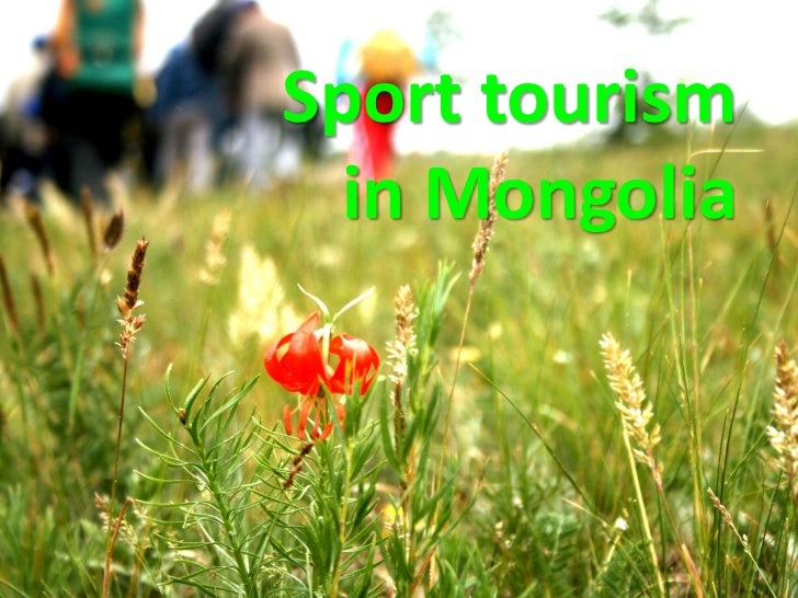 Sport tourism  in Mongolia