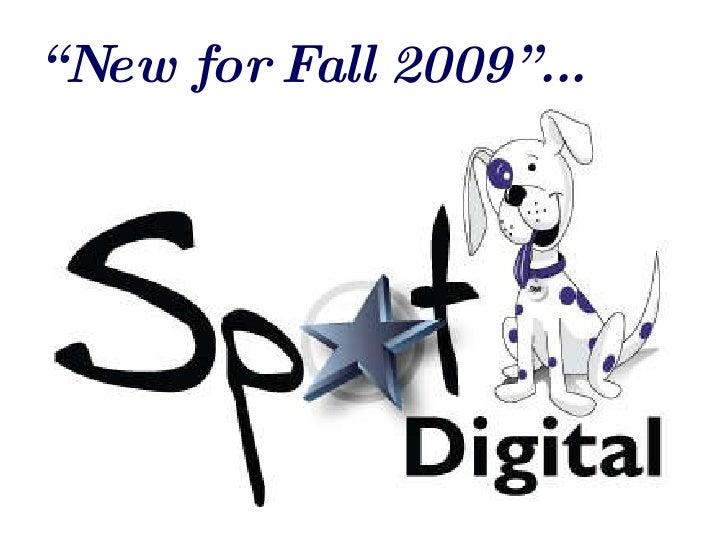 Spot Digital Awards