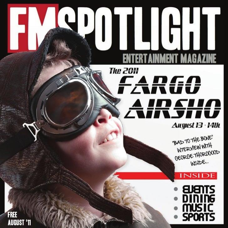 FM Spotlight Magazine August