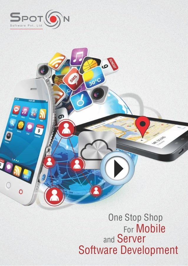 One Stop Shop For Mobile Software Development and Server