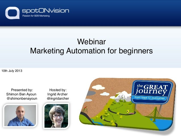 Marketing Automation voor beginners