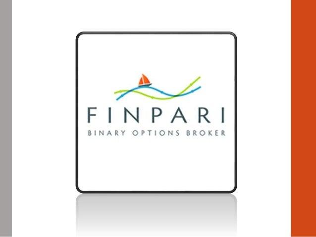 finpari binary options reviews
