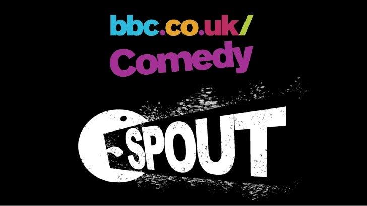 Urgent Genius BBC Comedy Spout