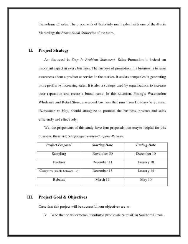Letter For Promotion Proposal promotional proposal letter sample – Sales Offer Letter Sample