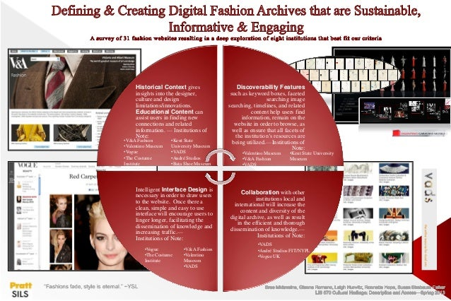 Historical Context gives insights into the designer, culture and design limitations/innovations. Educational Content can a...