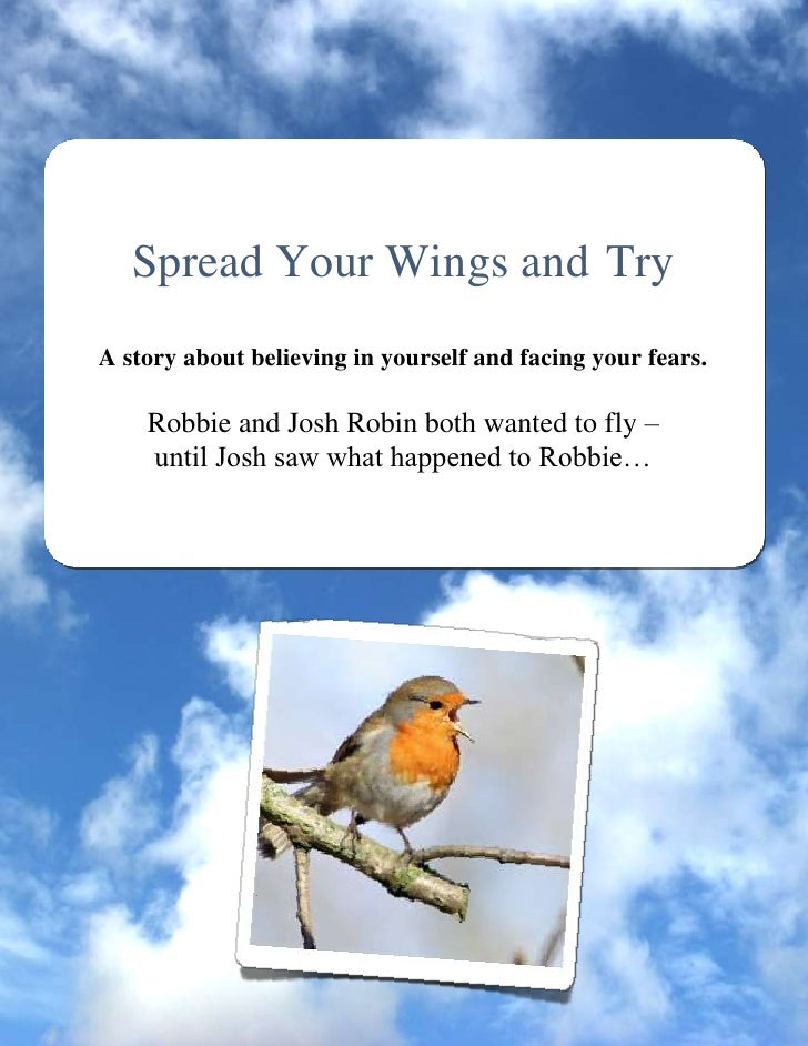 Spread Your Wings & Try