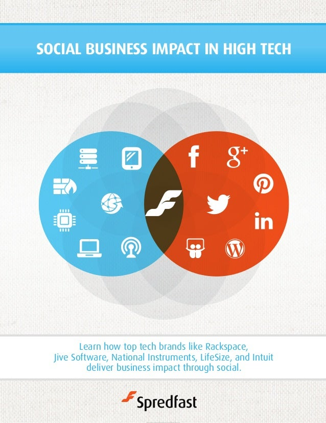 Spredfast_Social Business Impact in Technology