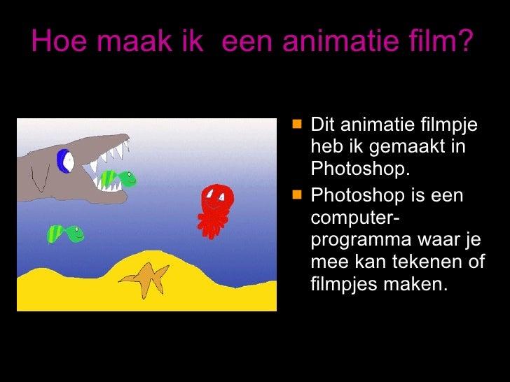 Spreekbeurt animatiefilms 250310