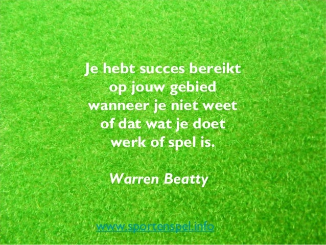 Citaten Over Werk : Spreuken citaten en quotes over spel spelen