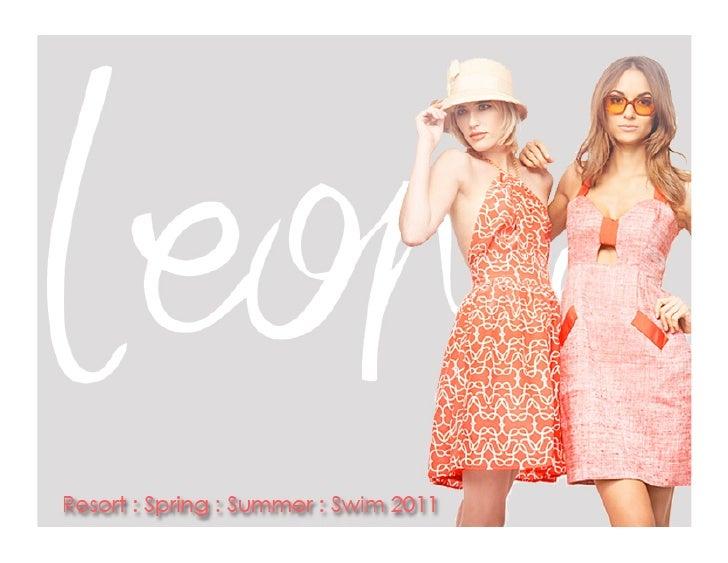 Resort.Spring.Summer.Swim 2011 Preview