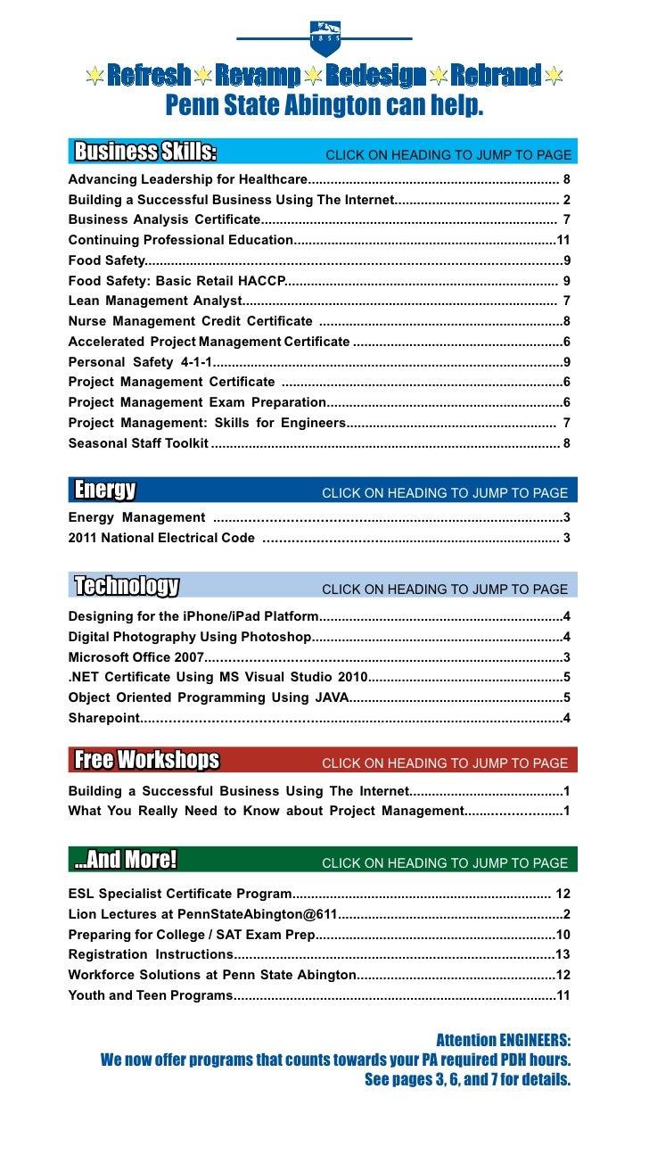 penn state application essay 2013
