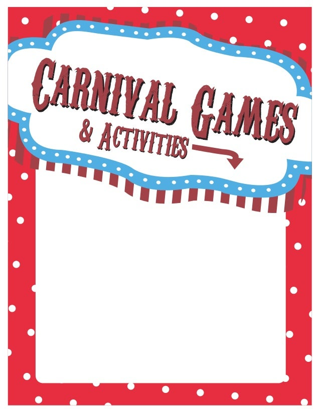 circus sign template - photo #25