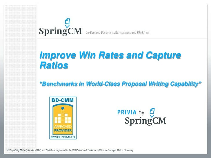 "Improve Win Rates and Capture                                Ratios                                ""Benchmarks in World-Cl..."