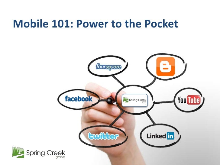 Mobile 101: Power to the Pocket<br />