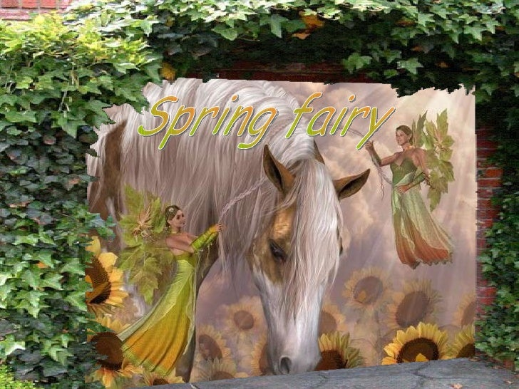 Spring Fairy  Ildy