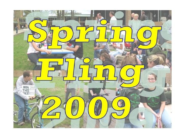 Spring Fling 2009!